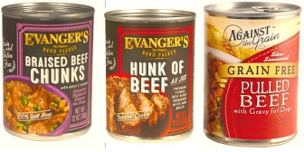 FDA: Evanger's Dog & Cat Food recall expanded