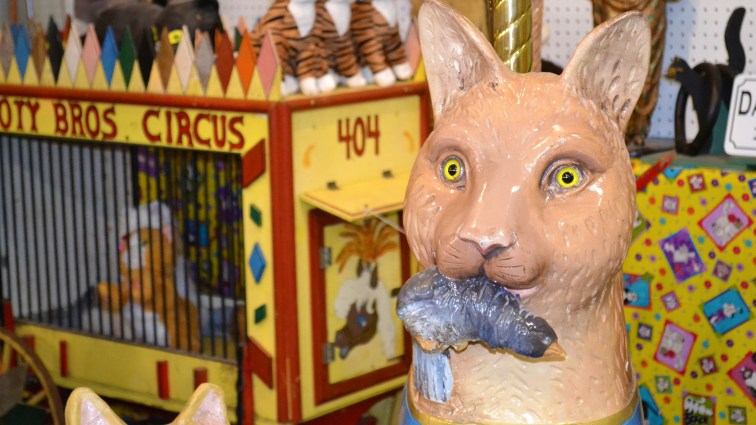 Purrrfect Day Trip: House Cat Museum